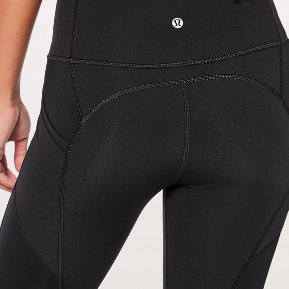 lululemon athletica Pants - Lululemon All The Right Places Pant - Black